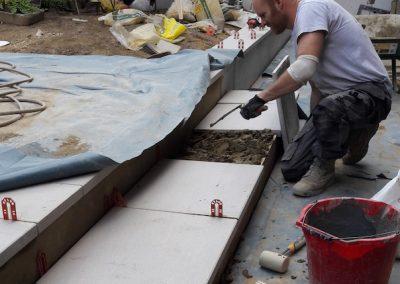Landscape construction specialists
