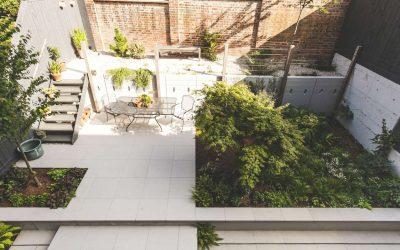 Muswell Hill Modernist Garden