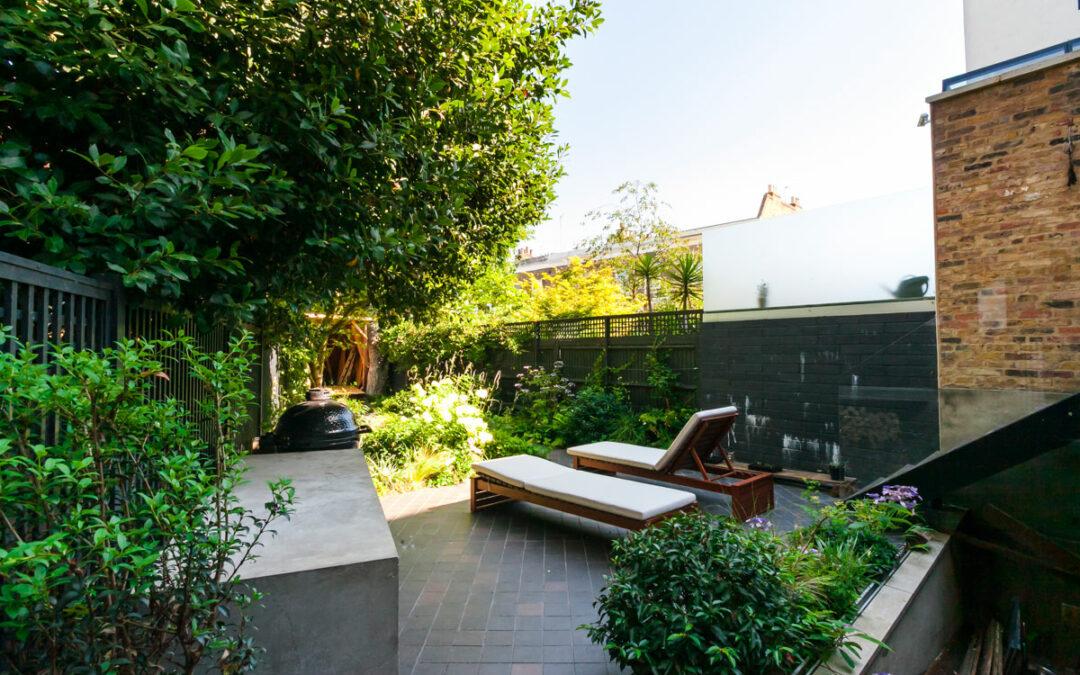 Hackney Contemporary Garden