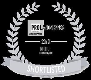 Pro landscaper 2019 awards logo