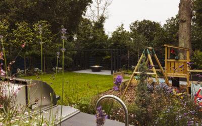 Hadley Wood Modern Lifestyle Garden