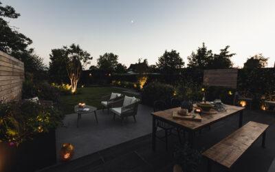 Modern Suburban Garden